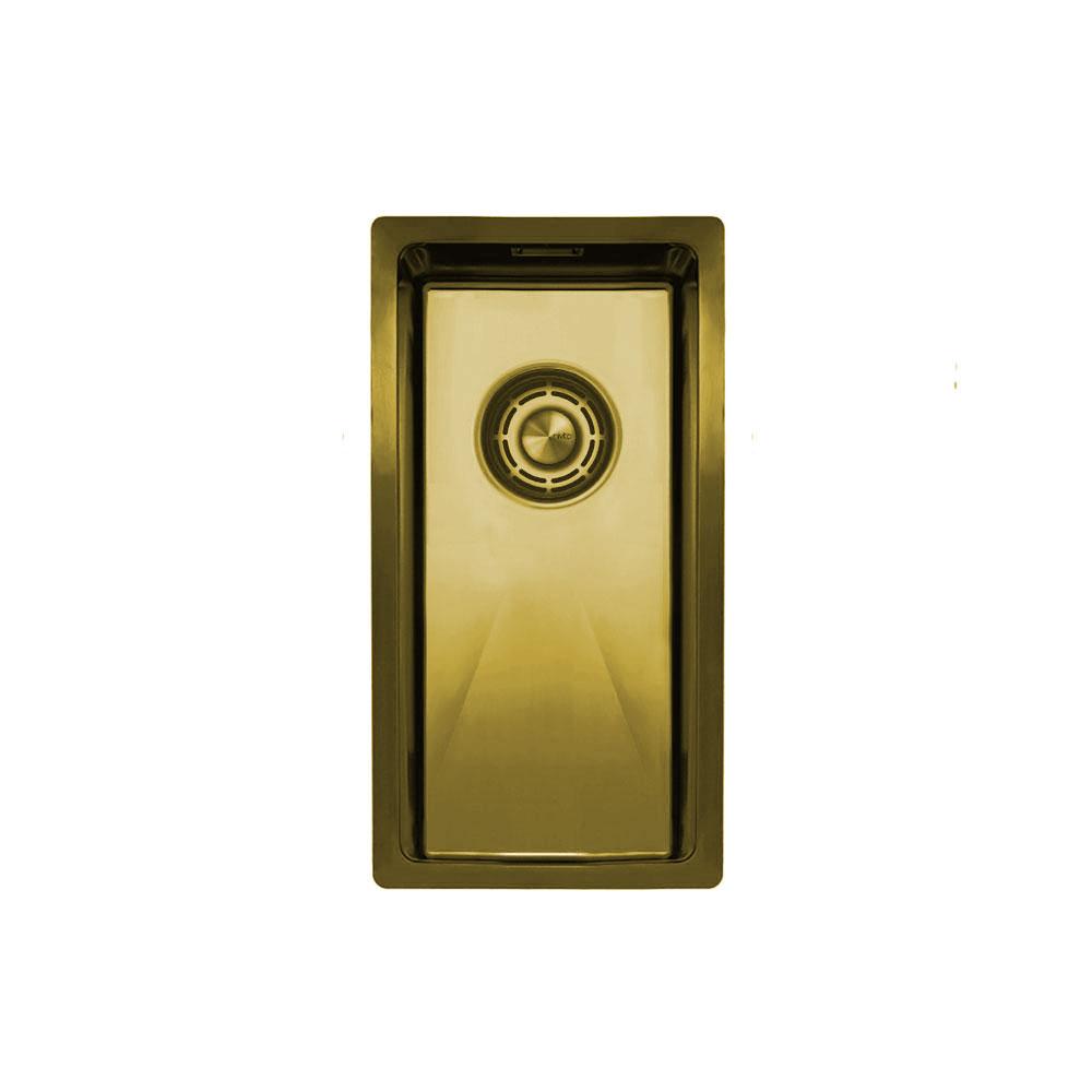 Ορείχαλκος/Χρυσός Κουζίνα Λεκάνη - Nivito CU-180-BB