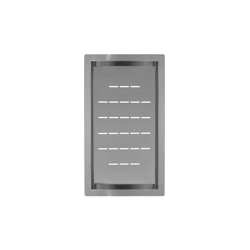 Ανοξείδωτος Χάλυβας Σουρωτήρι Γαβάθα - Nivito CU-WB-240-B