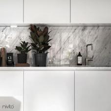 Ανοξείδωτος Χάλυβας Κουζίνα Μπαταρία - Nivito 1-RH-300