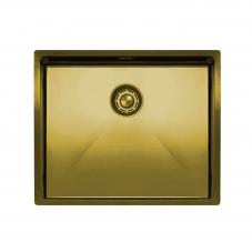 Ορείχαλκος/Χρυσός Κουζίνα Νεροχύτη - Nivito CU-500-BB