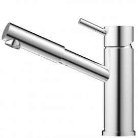 Ανοξείδωτος Χάλυβας Μπάνιο Μπαταρία - Nivito FL-20