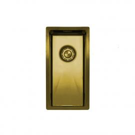 Ορείχαλκος/Χρυσός Κουζίνα Νεροχύτη - Nivito CU-180-BB