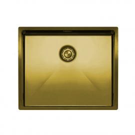 Ορείχαλκος/Χρυσός Κουζίνα Λεκάνη - Nivito CU-500-BB