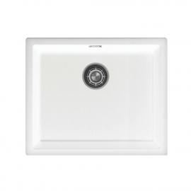 Άσπρο Κουζίνα Λεκάνη - Nivito CU-500-GR-WH