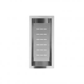 Ανοξείδωτος Χάλυβας Σουρωτήρι Γαβάθα - Nivito CU-WB-200-B