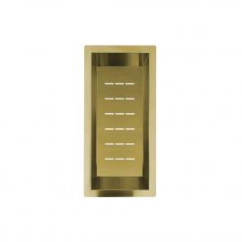 Ορείχαλκος/Χρυσός Σουρωτήρι Γαβάθα - Nivito CU-WB-200-BB