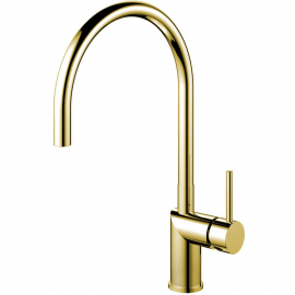 Ορείχαλκος/Χρυσός Κουζίνα Μπαταρία - Nivito RH-160