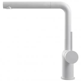 Άσπρο Κουζίνα Βρύση Πτυσσόμενος σωλήνας - Nivito RH-630-EX
